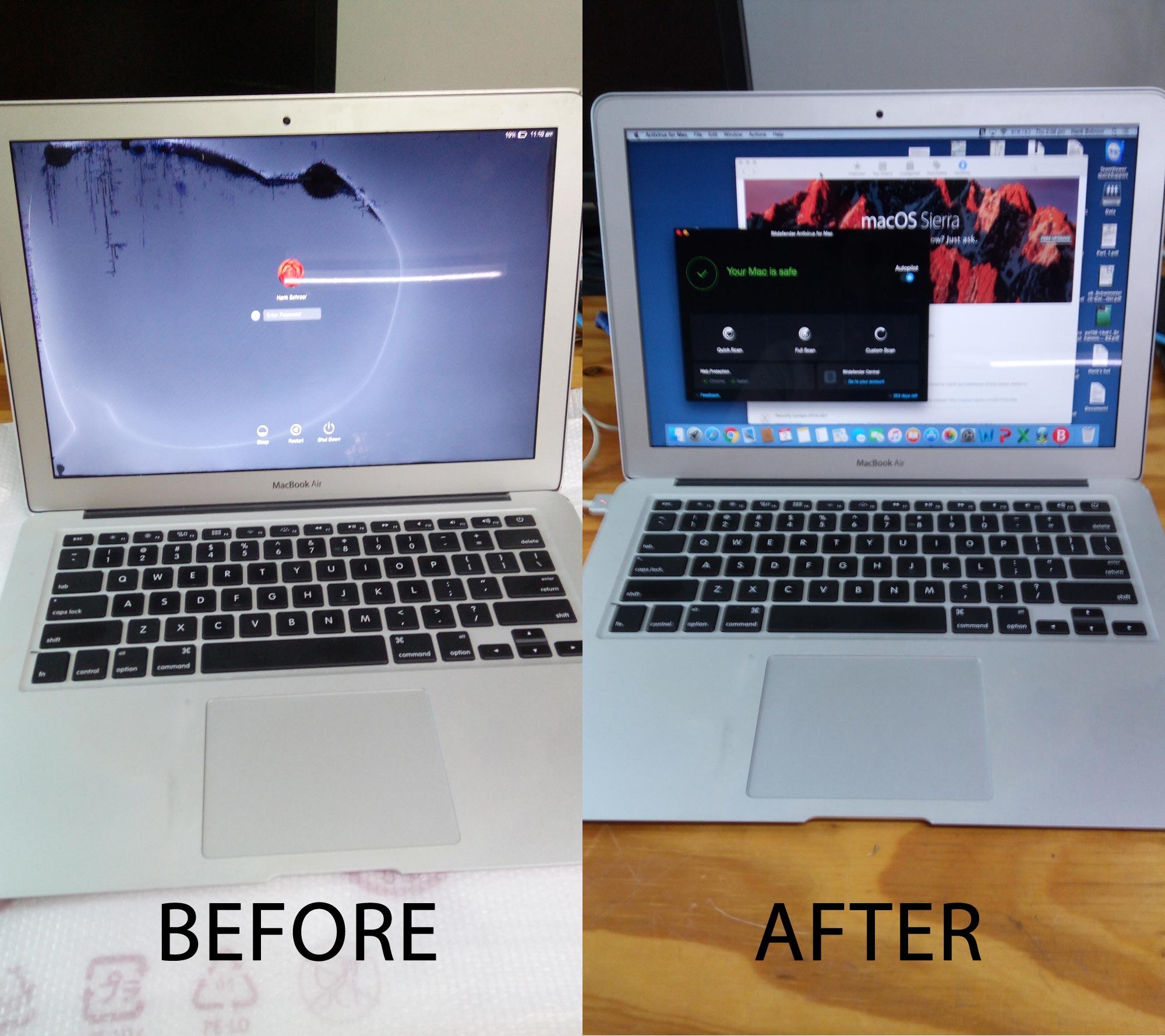 mac screen repair near me